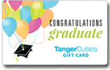 Graduation Ballons Gift Card
