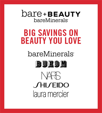 Bare + Beauty Bare Minerals Art