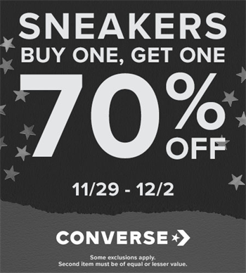 Tanger Outlets | Brands | Converse