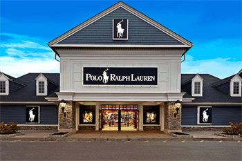 Polo Ralph Lauren Factory Store Art