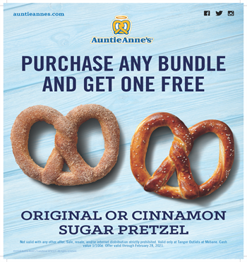 Auntie Anne's  Art