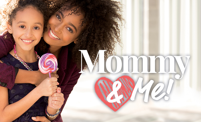 """Mommy & Me"" Morning - AUGUST"